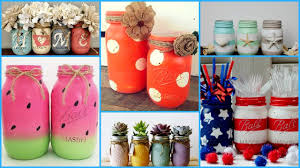 home decoration handmade ideas diy mason jars crafts ideas diy summer room decoration ideas