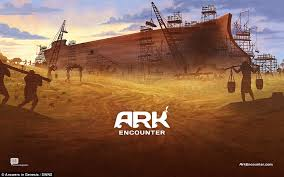 Kentucky how much does it cost to travel the world images Noah 39 s ark replica worth 90m under construction at kentucky jpg