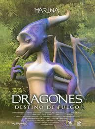 ver dragones destino de fuego