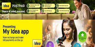 idea plans idea nirvana postpaid plans launched with data roll over up to