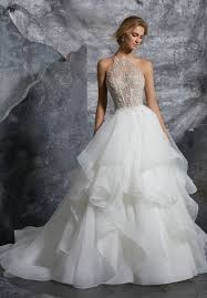 mori lee bridal wedding dresses by madeline gardner