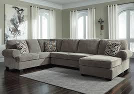 Laf Sofa Sectional Jinllingsly Gray 3pc Laf Sofa Sectional