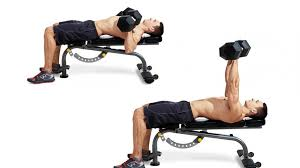 Bench Exercises With Dumbbells Dumbbell Bench Press Men U0027s Fitness
