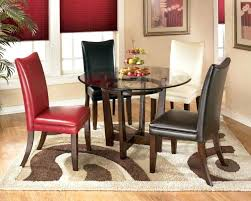 Used Round Tables And Chairs For Sale Dining Table Glass Dining Table Set Amazon Black Round Walmart