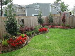 Landscaping Ideas For A Small Backyard Simple Backyard Landscaping Ideas This Would Look Great On Our
