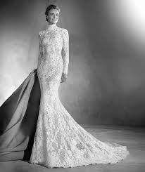 fishtail wedding dress sleeve lace fishtail wedding dress