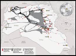 Islamic State Territory Map by Using Systems Thinking To Analyze Isis