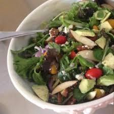 roquefort pear salad recipe allrecipes com