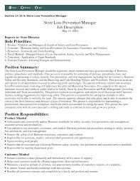 Job Description For Customer Service Associate Customer Service Resumes That Get Jobs Loss Prevention Resume