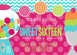sweet sixteen party invitation mis 15 años pinterest