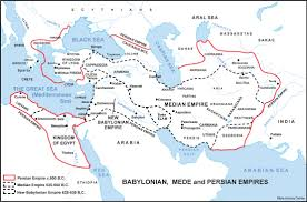 Biblical Map Of The Middle East by Isaiah In The Picture Study Bible The Book Of Isaiah With Maps
