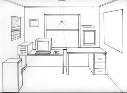 die besten 25 one point perspective room ideen auf pinterest