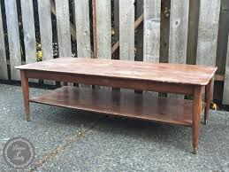mcm furniture mid century modern coffee table guest post country chic paint