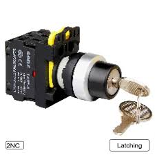 key operated light switch 5 pcs 2 3 position selector switch key operated latching or