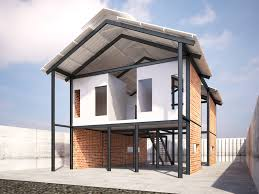 industrial house green industrial house t3 architecture