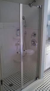 E Shower Door Maax Kleara 2 Panel Shower Door Allura Shower System Daltile