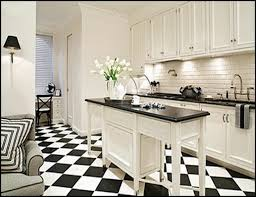 black and white tile kitchen ideas black and white kitchen black white modern kitchen