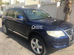 volkswagen touareg 2009 volkswagen touareg 2009 full options first owner qatar living