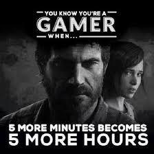 Games Memes - 5 more minutes video game meme