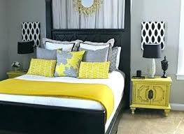 black white and yellow bedroom black and white and yellow bedroom gray and yellow bedroom ideas