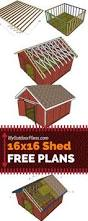 How To Build A Detached Garage Howtospecialist How To by How To Build A Strong And Sturdy Lean To Roof Wood Planks Plank