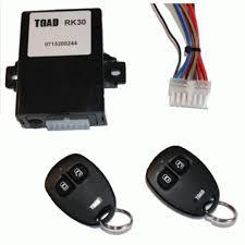 toad rk30 remote centrol locking upgrade