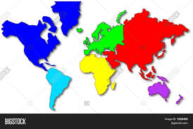 World Map With Flags World Map Images Illustrations Vectors World Map Stock Photos