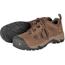 keen utility series composite toe all leather work shoes