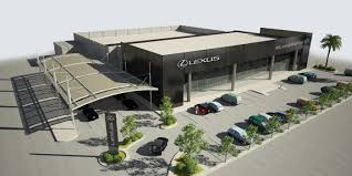 lexus service centre lexus service and spare parts center and showroom omraniyoun