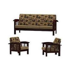 Three Seater Wooden Sofa Designs Wooden Sofa Set Manufacturers Suppliers U0026 Dealers In Bengaluru