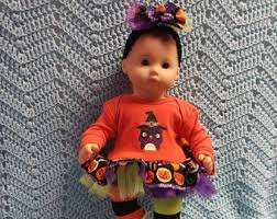 Bitty Baby Halloween Costume Handmade Quality 18 Doll Clothing 15 Thedollydama