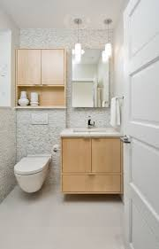 bathroom over toilet cabinet with contemporary floating bathroom