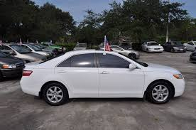 2007 toyota camry xle 2007 toyota camry xle v6 4dr sedan in vero fl stepanek s