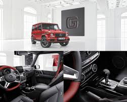 mercedes g wagon 2015 mercedes benz introduces two special editions of the g class torque