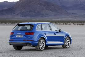 audi q7 modified all new 2016 audi q7 revealed drops 325kg or 717lbs looks like a
