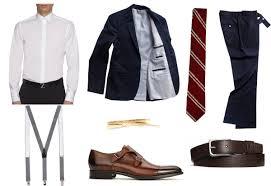 how to wear a navy blazer business insider