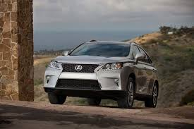 lexus rx400h recall uk 2015 lexus rx350 and rx450h updated automobile magazine
