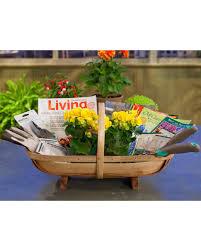 gardening gift basket gardening gift basket martha stewart