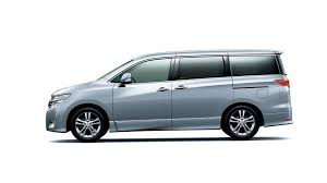 nissan indonesia new nissan elgrand luxury minivan debuts in japan previews 2011
