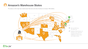 Ohio Sales Tax Map by Where Does Amazon Fba Give Me Sales Tax Nexus