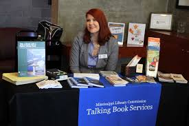 Free Matter For The Blind Talking Book Services