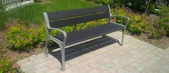 Ipe Bench Mlb870 Bench Maglin Site Furniture
