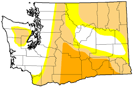 california map drought el nino bad for washington drought for california wsu news