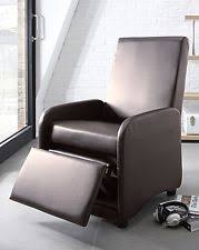 Faux Leather Recliner Faux Leather Recliner Chair Ebay