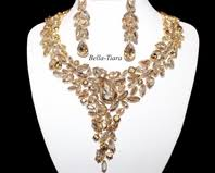 gold jewelry sets for weddings bridal necklace sets wedding tiara