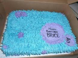 our son u0027s monsters inc cake picture of sweet matriarch bakery