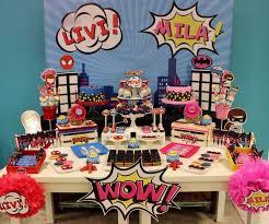 themed parties idea 21 best images about super heroínas on pinterest superhero cake