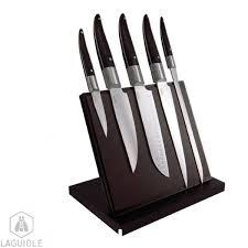 set couteau de cuisine couteau laguiole luxe expression