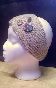 crochet ear warmer headband the laughing willow tunisian knit headband
