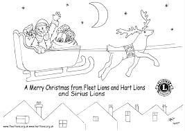fleet lions serving the community since 1974 where will santa